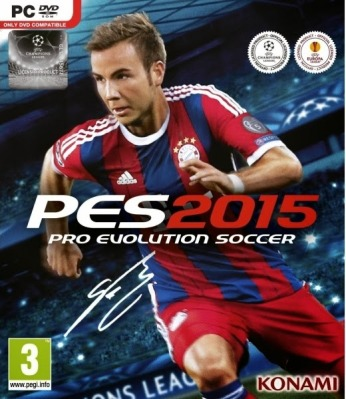Free Download Pes 2015 Full Version With Crack